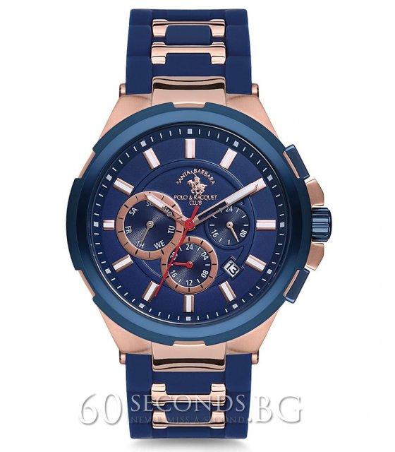 Мъжки часовник SANTA BARBARA POLO & RACQUET CLUB 3375
