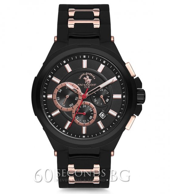Мъжки часовник SANTA BARBARA POLO & RACQUET CLUB 3376