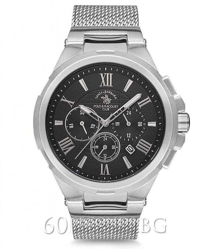Мъжки часовник SANTA BARBARA POLO & RACQUET CLUB 3378