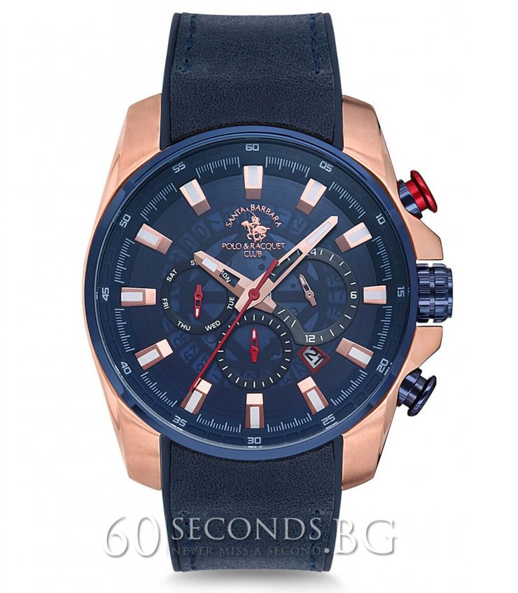 Мъжки часовник SANTA BARBARA POLO & RACQUET CLUB 3386