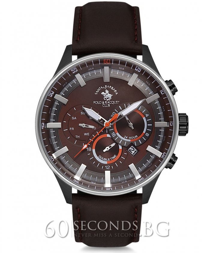 Мъжки часовник SANTA BARBARA POLO & RACQUET CLUB 3391