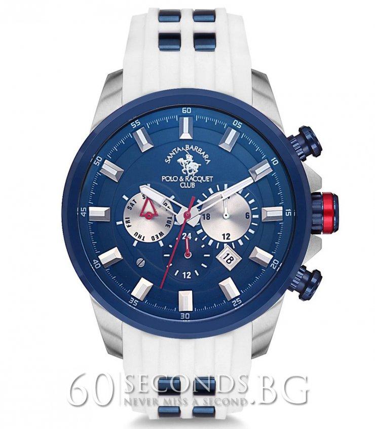 Мъжки часовник SANTA BARBARA POLO & RACQUET CLUB 3398