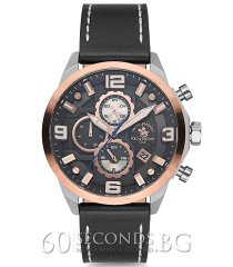 Мъжки часовник SANTA BARBARA POLO & RACQUET CLUB 3265