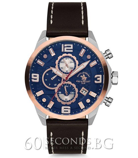 Мъжки часовник SANTA BARBARA POLO & RACQUET CLUB 3268