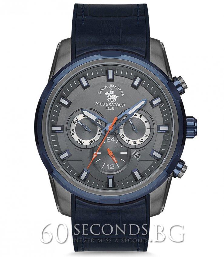 Мъжки часовник SANTA BARBARA POLO & RACQUET CLUB 3283
