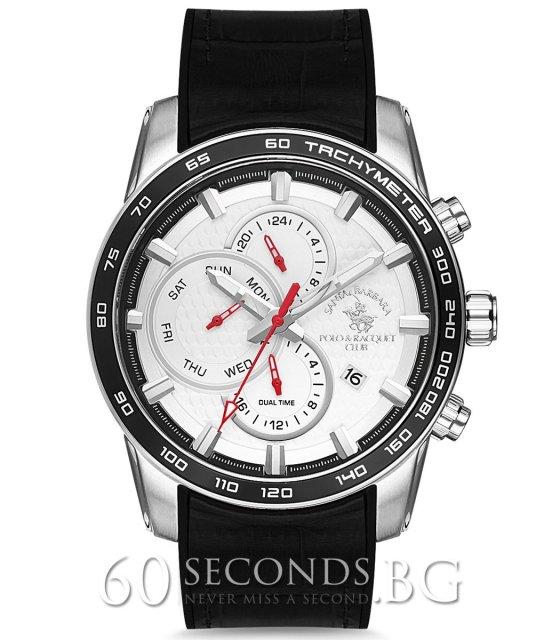 Мъжки часовник SANTA BARBARA POLO & RACQUET CLUB 3289